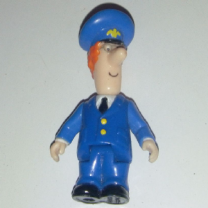 Postman Pat 2006 3 Inch Action figure toy